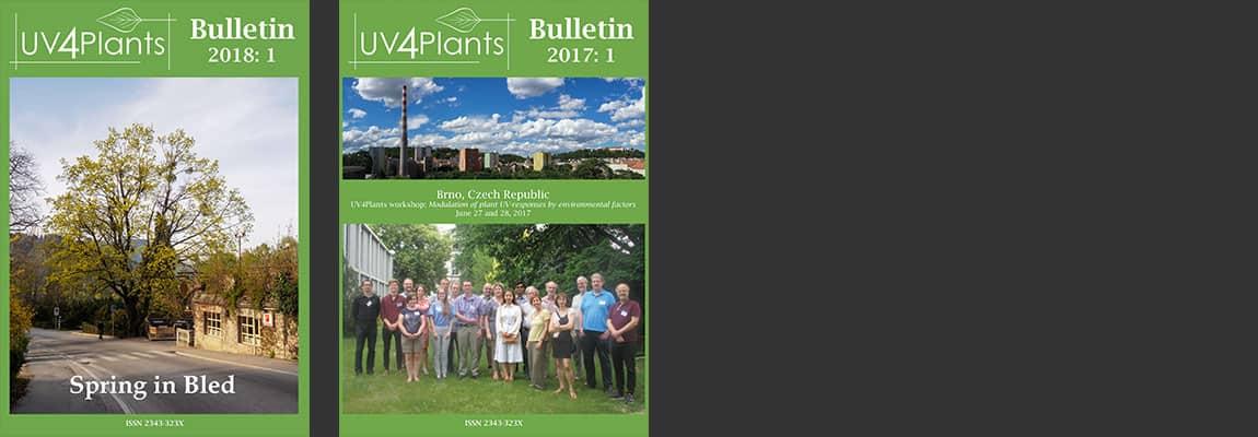 UV4Plants Bulletin